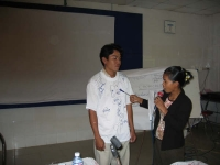 OSH Training  -Cambodia