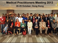 Medical Practitioners Meeting, November 2013